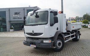 Самые популярные запчасти для грузовиков Renault Midlum