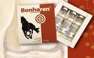 Бонхарен — лечение патологий связочно-суставной системы животных