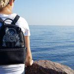 Сумки и рюкзаки из натуральной или эко-кожи
