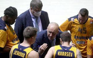 «Химки» примут «Милан» в баскетбольной Евролиге