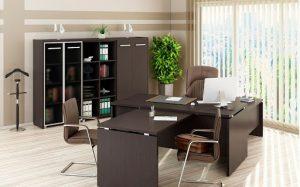 Как подобрать мебель в кабинет директора
