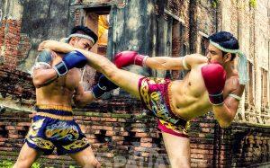 Секция по тайскому боксу в Киеве