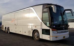 Автобусные перевозки по Нью-Йорку и США в целом