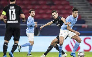 В одни ворота: «Манчестер Сити» уничтожил «Боруссию» в Лиге чемпионов