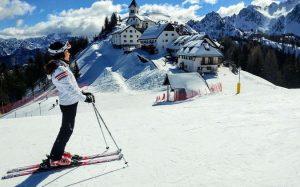 Снега в Италии много, но открытие горнолыжных курортов вновь не состоялось