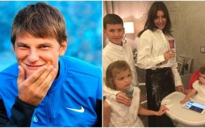 Барановская: Аршавин «отфутболил» пошедшего по его стопам сына