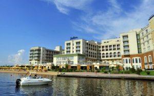 Комплекс отелей и центр семейного отдыха построят в Завидово за 25 млрд рублей