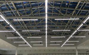 Использование светодиодного освещения для производства от компании LEDVIS