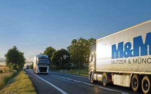 Международные перевозки «Militzer & Muench Ukraine GmbH»