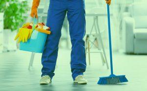 Отличный клининг с компанией Cleaning Partner