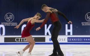 Российские фигуристы Мишина и Галлямов стали чемпионами мира в парном катании