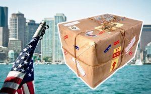 Купить в Америке с доставкой в Россию — преимущества использования посредника