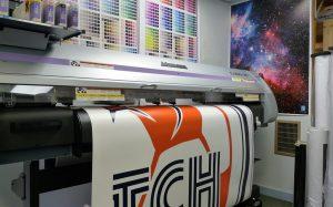 Разновидности и характеристики широкоформатной печати