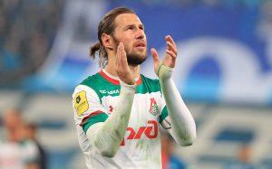 Футболист «Локомотива» Крыховяк признан лучшим игроком Российской премьер-лиги в апреле