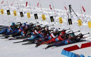 Выступление российских биатлонистов на международной арене признано удовлетворительным