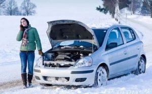 Как зимой запускать двигатель?