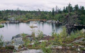 Воттоваара – загадочная гора Карелии