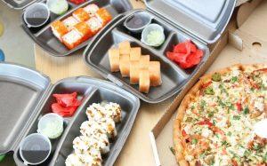 Особенности доставки еды под заказ из ресторанов
