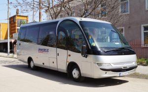 Надежные автобусные перевозки с компанией Intercars