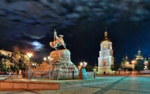 Туристические места Киева