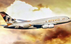 Авиакомпания Etihad раздаст до конца 2021 года 50 000 подарков в честь 50-летия ОАЭ