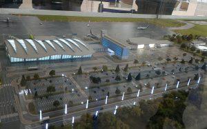 Новый международный терминал аэропорта Хабаровска начнут строить в августе