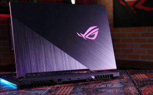 ASUS анонсировала игровой ноутбук с подъемной клавиатурой