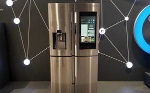 Samsung выпустит холодильник с искусственным интеллектом