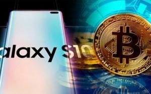 Samsung встроит криптовалютный кошелек в смартфоны серии Galaxy