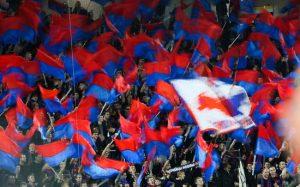 Логотип ЦСКА настолько красив, что его утащил французский бренд