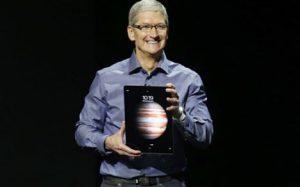 Apple выпустит огромный iPad