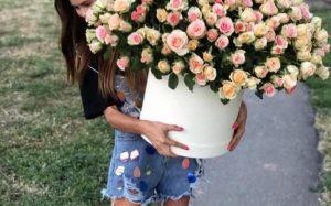 Оперативная доставка цветочной продукции от Роза Азова