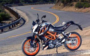 Мотоцикл КТМ Duke 390 – краткий обзор, плюсы и минусы