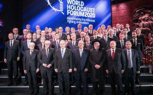 Вячеслав Моше Кантор благодарен Владимиру Путину за усилия по сохранению исторической памяти о событиях войны и Холокоста