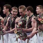 25 лет назад наши гимнасты выиграли последнее командное золото на Играх