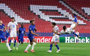 УЕФА признал гол нападающего «Порту» лучшим в сезоне-2020/21