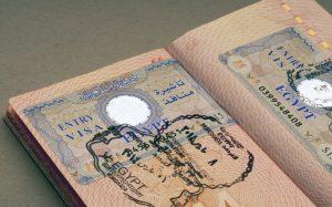 Россияне смогут получить египетскую визу в аэропорту после прилета