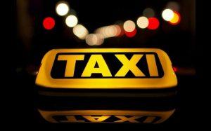 Услуги такси в Симферополе