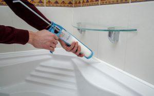 Как обновить герметичную гидроизоляцию ванной комнаты