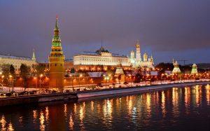 Московский кремль как древнейшая часть Москвы