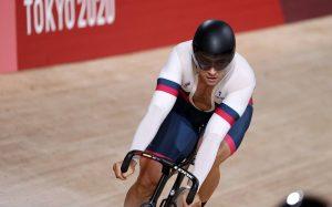 Российский велогонщик Дмитриев поборется за бронзовую медаль Олимпийских игр в спринте