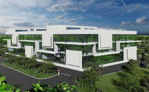 Первый на Кубани IT-парк планируют построить к концу 2025 года