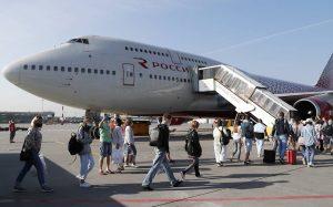 В Росавиации предложили увеличить количество рейсов в Египет