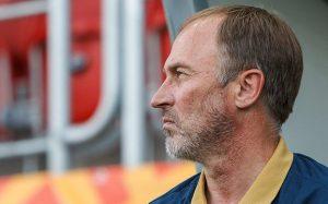 Петраков назначен исполняющим обязанности главного тренера украинской сборной