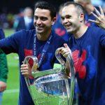 Андрес Иньеста: «Уверен, Хави готов тренировать «Барселону»