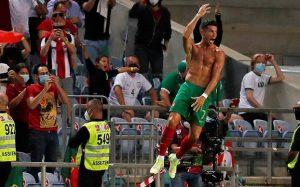 Роналду вышел на 2-е место по количеству матчей за европейские сборные