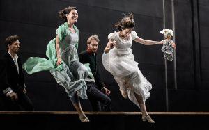 Театр Вахтангова откроет сезон «Войной и миром»