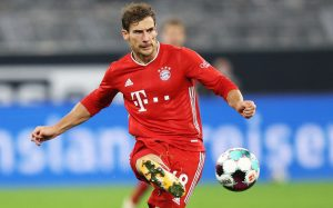 Горецка почти договорился с «Баварией» о новом контракте