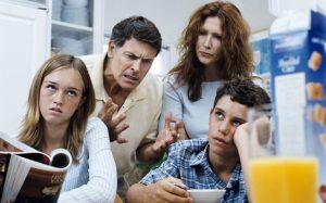 Как выжить в семье?