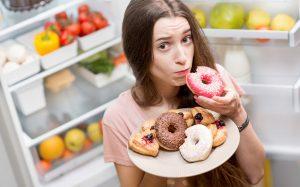 Почему правильное питание дается людям с трудом